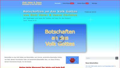 heimatseite-botschaften-an-das-volk-gottes