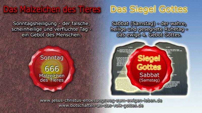 Sabbat-Siegel-Gottes-Sonntag-Malzeichen-des-Tieres